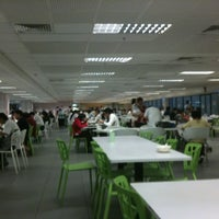 Photo taken at T1 Staff Canteen by Chris O. on 10/31/2011