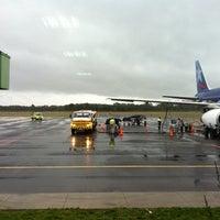 Photo taken at Pichoy Airfield (ZAL) by Arturo David A. on 5/21/2011