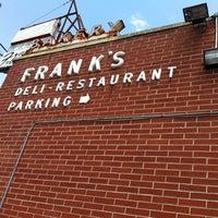 Photo taken at Franks Deli & Restaurant by Ken B. on 8/4/2011