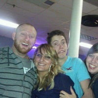Photo taken at Brunswick Zone by Rob H. on 11/19/2011