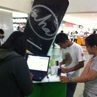 Photo taken at Palembang Square Mall by luke s. on 5/7/2011