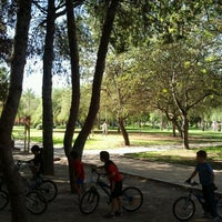 "Photo taken at Parc de ""La Canaleta"" by Carlos d. on 10/12/2011"