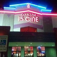 Photo taken at Wehrenberg O'Fallon 15 Cine by Tina I. on 8/13/2011