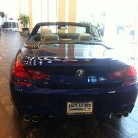 Photo taken at South Bay BMW by Alexandre W. on 6/9/2012