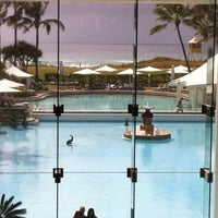 Photo taken at Sheraton Mirage Resort And Spa by Grace on 10/21/2011