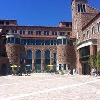 Photo taken at University of Colorado Boulder by Kathryn M. on 5/9/2012