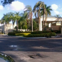 Photo taken at Courtyard by Marriott Airport West/ Doral by Shanna B. on 11/19/2011
