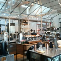 Photo taken at Intelligentsia Coffee & Tea by Julien P. on 12/9/2011