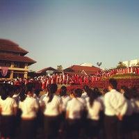 Photo taken at MFU: C2-204 (MBA10) by ทัศรีย์ ส. on 2/5/2012