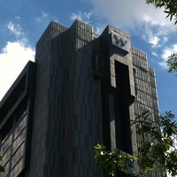 Photo taken at W Atlanta - Midtown by Logan H. on 4/7/2012
