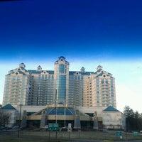 Photo taken at Foxwoods Resort Casino by Rich U. on 2/10/2012
