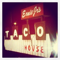 Photo taken at Ernie Jr's Taco House by Torrey N. on 8/22/2012