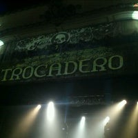 Photo taken at The Trocadero Theatre by Heather H. on 1/27/2012