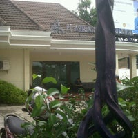 Photo taken at Asuransi Jasa Indonesia (Jasindo) by Agus W. on 3/16/2012