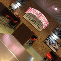 Photo taken at Henry J. Beans - Bar & Grill by Piermichele G. on 4/7/2012