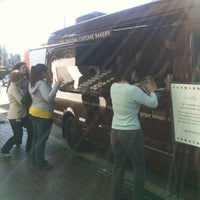 Photo taken at Sprinklesmobile by TalinP on 10/18/2011