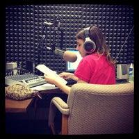Photo taken at 97.9 FM WCHL Studios by Leta C. on 4/16/2012