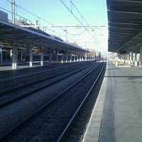 Photo taken at Cercanías Fuenlabrada by Jose Javier C. on 1/3/2012