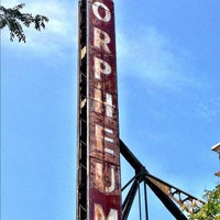 Photo taken at Orpheum Theatre by John V. on 8/29/2012