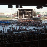 Photo taken at TD Ameritrade Park by Bradley H. on 7/19/2012