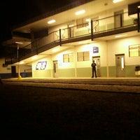 Photo taken at Universidade Estácio de Sá by Leone F. on 11/28/2011