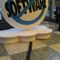 Photo taken at Cloudforce Social Enterprise Tour - San Francisco 2012 by Chad B. on 3/15/2012