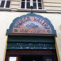 Photo taken at Bodega Valero by M. Cooker on 11/18/2011