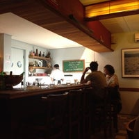 Photo taken at Suri Ceviche Bar by Fernanda P. on 3/11/2012