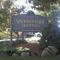 Photo taken at Clarkson Veterinary Hospital by Leah B. on 8/18/2012