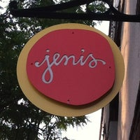 Photo taken at Jeni's Splendid Ice Creams by Steph K. on 6/11/2012