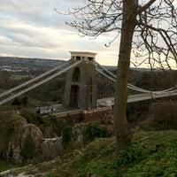 Photo taken at Clifton Suspension Bridge by Alec B. on 3/3/2012
