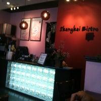 Photo taken at Shanghai Bistro by Kristi L. on 7/24/2011