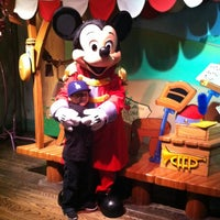 Photo taken at Mickey's House and Meet Mickey by Piedad-Christina S. on 4/1/2012