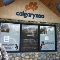 Photo taken at Calgary Zoo by Richard F. on 8/3/2012