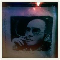 Photo taken at Woody Creek Tavern by Kim O. on 1/27/2012