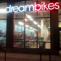 Photo taken at DreamBikes by Milwaukee K. on 11/21/2011