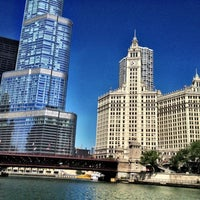 Photo taken at Chicago Architecture Foundation River Cruise by 😃 Suhaila on 8/6/2012