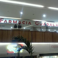 Photo taken at Farmacias Guadalajara by Aldo L. on 11/13/2011