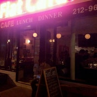 Photo taken at Fiat Café by Julie on 9/3/2011