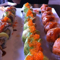 Photo taken at Wasabi & Ginger by Catherine J. on 5/14/2012