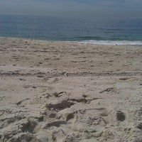 Photo taken at Robert Moses State Park Beach by Bizarro Shawn B. on 8/13/2011