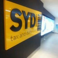 Photo taken at T1 International Terminal by Dangar N. on 2/23/2012