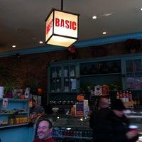 Photo taken at Basic Food & Beverage by Ben T. on 1/8/2011
