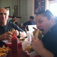 Photo taken at Pudge's II by Meagan H. on 10/14/2011