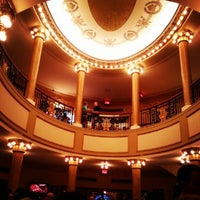 Photo taken at Spider-Man: Turn Off The Dark at the Foxwoods Theatre by Renan Z. on 7/20/2012