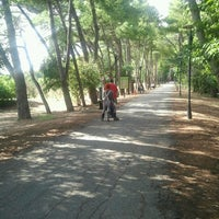 Photo taken at Parco Miralfiore by Stefano B. on 9/2/2012