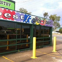 Photo taken at Lawnton Country Markets Fruit Shop by Tiggy G. on 1/3/2011