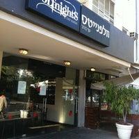 Photo taken at Wolfnights Chef Burger by Yaniv H. on 5/6/2011
