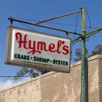 Photo taken at Hymel's Seafood Restaurant by Scott & Heather P. on 3/14/2012