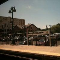 Photo taken at Poughkeepsie Station - Metro North & Amtrak by Desiree J. on 7/26/2011